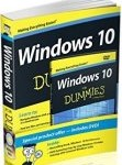 Windows 10 For Dummies Book and Online Video bundle