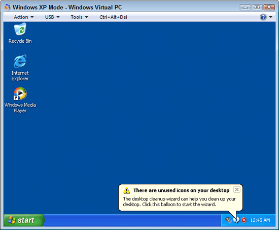 Andy Rathbone Setting Up Windows XP Mode In 7