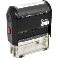 A personalized return address stamp costs less than $10.