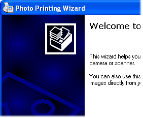 How to delete old or unwanted photos from the Photo Printing Wizard.