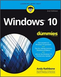 Windows 10 For Dummies, Second Edition
