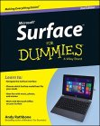 Buy Surface For Dummies, Second Edition, at Amazon.com!