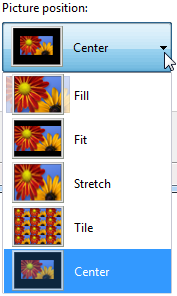 how to put calendar on desktop windows 8.1