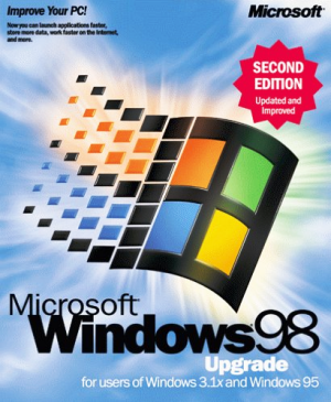 Upgrading from Windows 98 to Windows 7